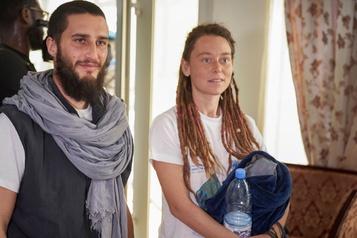 L'ex-otage Édith Blais est de retour à Sherbrooke