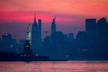 Face à une crise profonde, New York appelée à se réinventer)