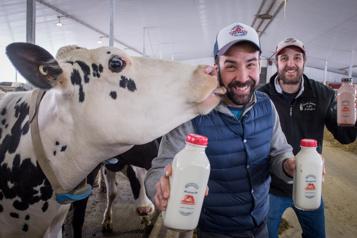 Agroalimentaire Ferme Y.Lampron&fils: du lait et de l'innovation depuis sept générations)