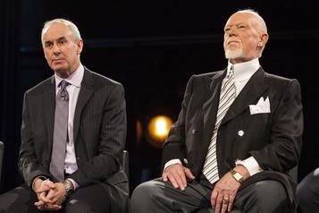 Ron MacLean a parlé «avec son coeur», dit Gary Bettman