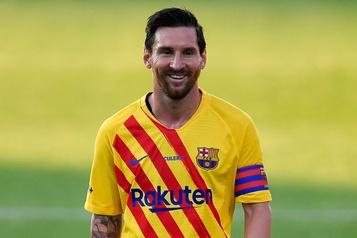 Lionel Messi est désormais milliardaire )