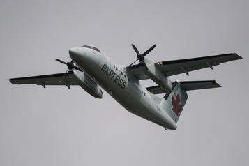 Coupes de services à Air Canada: une «cellule de crise» est créée)