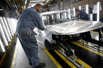 L'industrie manufacturière se contracte en mars aux États-Unis