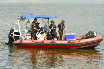 Le corps d'un pêcheur retrouvé dans la rivière des Outaouais)