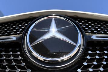 Daimler retrouve un bénéfice d'exploitation grace à une ??reprise plus rapide que prévu??)