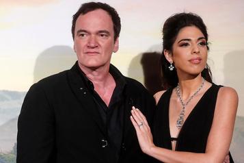 Quentin Tarantino et sa femme attendent un bébé
