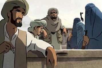 Les hirondelles de Kaboul: l'effroyable passé destalibans ★★★★