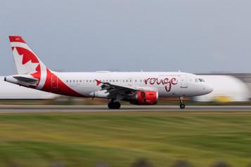 Nouveau-Brunswick et Nouvelle-Écosse Air Canada élimine des vols)