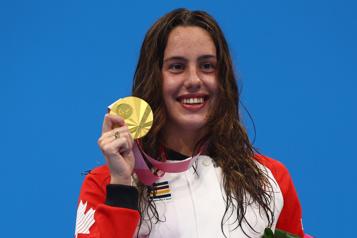 Jeux paralympiques Aurélie Rivard gagne la première médaille d'or du Canada)