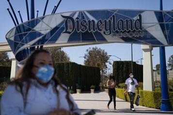 Californie Disneyland rouvrira ses portes le 30avril)