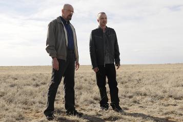 Deux profs de chimie arrêtés pour production de «meth»
