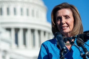 Nancy Pelosi confiante de l'approbation du plan massif d'infrastructures)