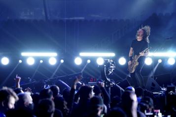 Madison Square Garden Un concert des Foo Fighters réservé aux personnes vaccinées)