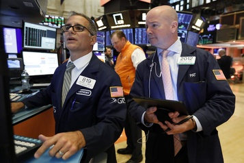 Wall Street ouvre dans le rouge, plombée par l'envolée des prix du pétrole