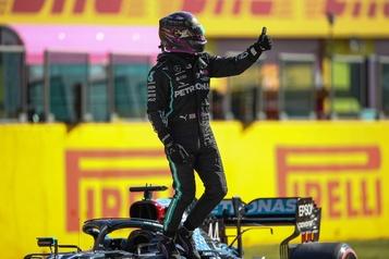 F1: Lewis Hamilton partira en pole au GP de Toscane)