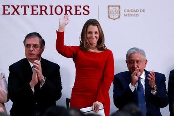 L'accord de libre-échange est signé à Mexico