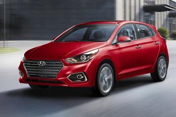 Hyundai abandonne sa sous-compacte Accent)
