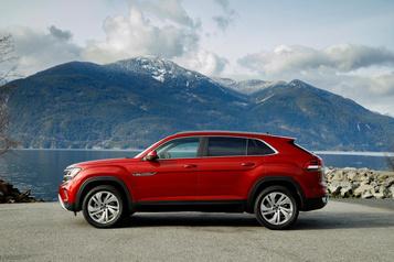 Volkswagen Atlas Cross Coupé : ses rivaux et l'avis des propriétaires