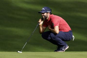 PGA Adam Hadwin a lancé sa «réinitialisation»)