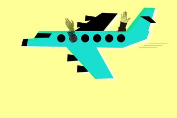 Vols de l'avenir: lever lamain pour aller auxtoilettes)