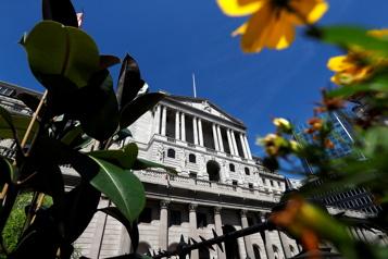 Banque d'Angleterre La fenêtre pour agir contre le changement climatique rétrécit