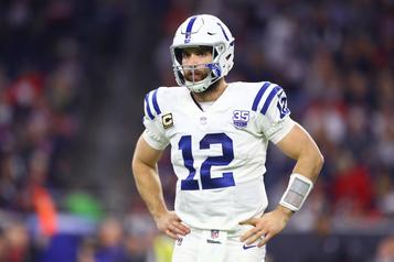 Les Colts de retour au sommet