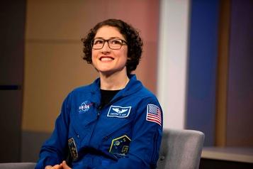 Après 11mois dans l'espace, Christina Koch raconte: «C'est un marathon, pas un sprint»