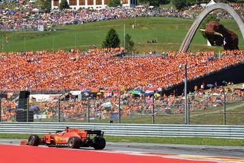 Pas de fans, pas de VIP, podium distancié : la F1 aux temps du coronavirus)