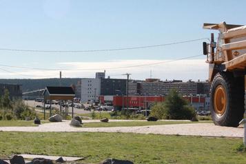 Où se brancher  à 1227km au nord  de Montréal?