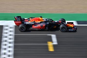 Verstappen remporte le GrandPrix du 70eanniversaire, Stroll6e)