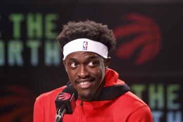 Les Raptors sont enfin de retour à Toronto)
