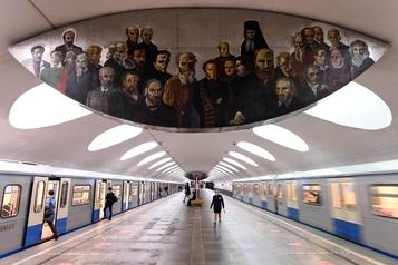 Moscou commencera progressivement son déconfinement le 1erjuin)