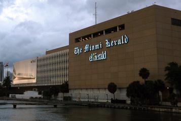 Le groupe de presse américain McClatchy dépose son bilan