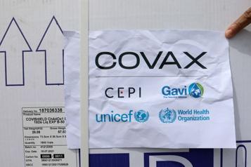 Covax cherche 2milliards de dollars pour réserver des vaccins)