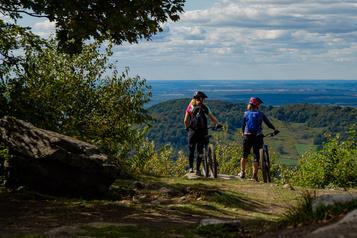 Redécouvrir Bromont en vélo de montagne)