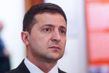 L'Ukraine inquiétée dès le 25juillet du sort d'une aide militaire américaine