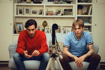 Discussion avec Xavier Dolan et Pier-Luc Funk autour deMatthias et Maxime)