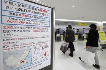 Virus chinois: sans doute des centaines de contaminations, inquiétude à l'étranger