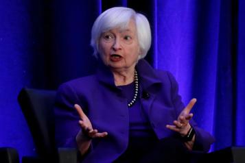 Janet Yellen confirmée comme première femme à diriger le Trésor américain)
