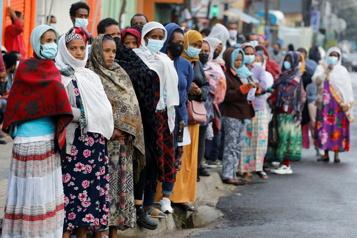 Élections législatives Les Éthiopiens mobilisés sur fond de famine au Tigré)