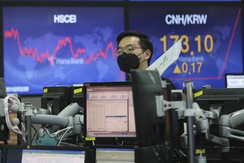 Nouveau recul des marchés en Europe et en Asie