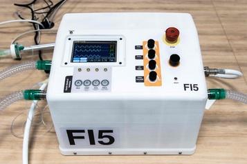 FerrariF15: la Scuderia collabore à un respirateur contre la COVID-19)
