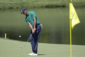 Tiger Woods à un coup sous la normale au Memorial)