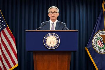 La reprise économique sera «solide» aux États-Unis, croit Jerome Powell