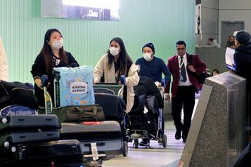 Coronavirus: un Américain infecté sans connaître la source de la contagion