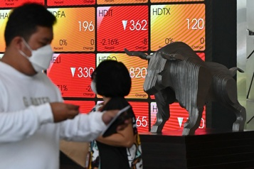 Les Bourses européennes confirment le rebond, l'Asie doute)