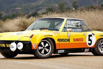 Record pour la Porsche de Jacques Duval