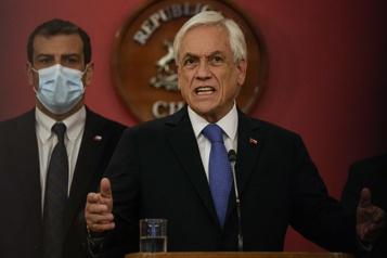 Chili L'opposition veut destituer le président cité dans les Pandora Papers