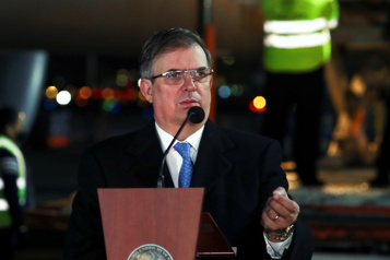 Vaccinsanti-COVID-19 Le Mexique va soulever à l'ONU la question de l'inégalité d'accès)