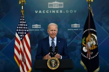 Biden affronte des jours difficiles au Congrès)